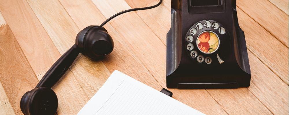 Vishing - Voice Phishing = Betrug am Telefon