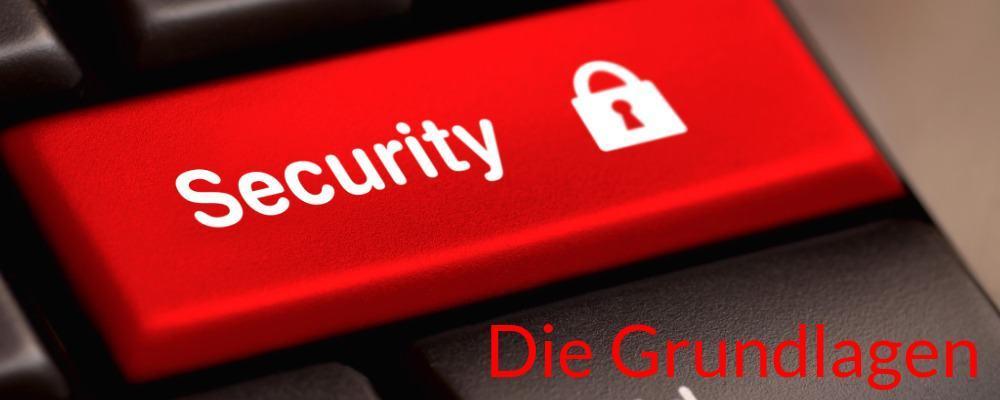 Gefahren im Internet Daten schützen Grundlagen
